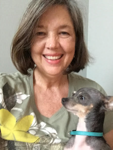 You have to meet Betty McCall, a retired teacher from Rochelle, Georgia, and her 4-year-old Chihuahua, Poncho.